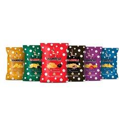 Flamenca Iberisk skinka,...