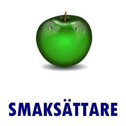 Äpple, grön, 720 gram