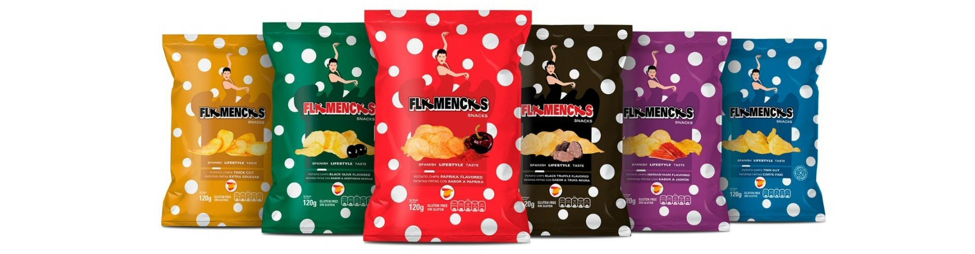 Flamencas Chips